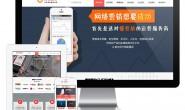eyoucms 易优网站建设 网络公司 设计营销类网站模板